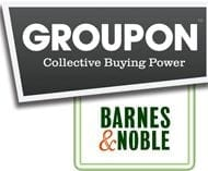 Barnes & Noble Groupon Deal: $10 for $20