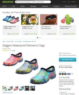 Arc_and_Sloggers_Waterproof_Women_s_Clogs___Groupon