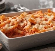 best baked ziti recipe