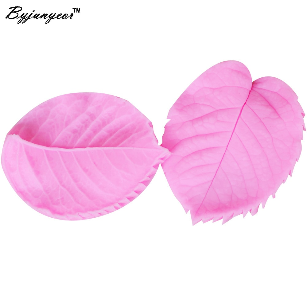 Cake Decorating NEW Silicone Leaf Veiner